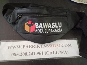WaistBag 004 – Konveksi waistbag murah